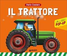 Voluntariadobaleares2014.es Il trattore. Un libro pop-up. Ediz. a colori Image