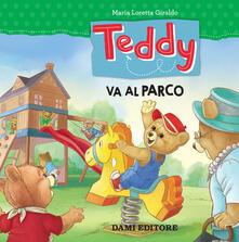 Ipabsantonioabatetrino.it Teddy va al parco Image