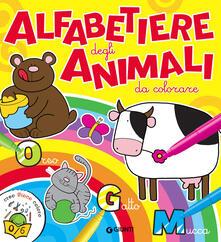 Grandtoureventi.it Alfabetiere degli animali da colorare Image