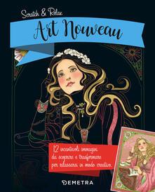 Camfeed.it Art nouveau. Scratch & relax. Con gadget Image