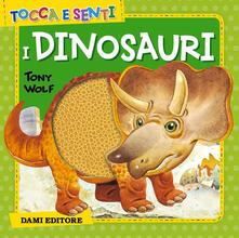 Antondemarirreguera.es Tocca e senti i dinosauri Image