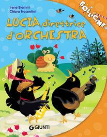 Promoartpalermo.it Lucia, direttrice d'orchestra Image