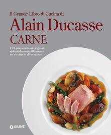 Antondemarirreguera.es Il grande libro di cucina di Alain Ducasse. Carne Image