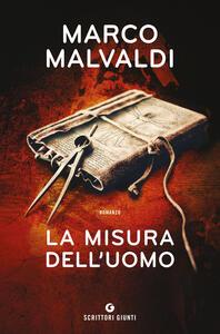 La misura dell'uomo - Marco Malvaldi - copertina