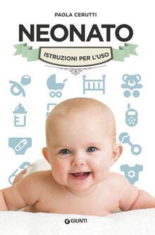 Listadelpopolo.it Neonato. Istruzioni per l'uso Image