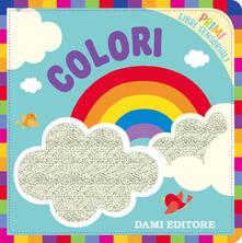 Rallydeicolliscaligeri.it Colori. Primi libri sensoriali. Ediz. a colori Image