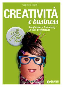 Filippodegasperi.it Creatività e business. Trasforma il tuo hobby in una professione Image
