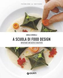 Winniearcher.com A scuola di food design. Impiattare con gusto e creatività Image
