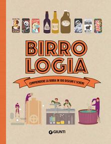 Amatigota.it Birrologia. Comprendere la birra in 1000 disegni e schemi Image