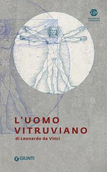 L' uomo vitruviano di Leonardo da Vinci
