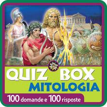 Writersfactory.it Mitologia. 100 domande e 100 risposte Image