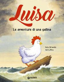 Ilmeglio-delweb.it Luisa le avventure di una gallina Image