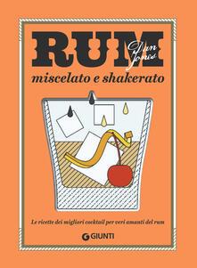Mercatinidinataletorino.it Rum. Miscelato e shakerato Image