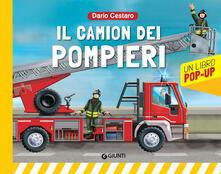 Capturtokyoedition.it Il camion dei pompieri. Libro pop-up Image