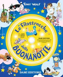 Festivalpatudocanario.es Le filastrocche della buonanotte. Con CD-Audio Image
