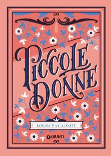 Piccole donne - Louisa May Alcott - copertina