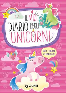 Winniearcher.com Il mio diario degli unicorni. Con adesivi Image