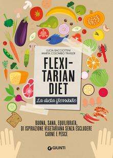 Flexitarian diet. La dieta flessibile.pdf
