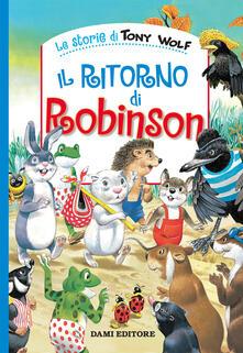 Listadelpopolo.it Il ritorno di Robinson. Ediz. a colori Image