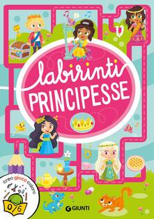 Principesse. Labirinti. Ediz. a colori.pdf