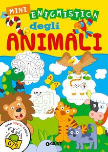 Grandtoureventi.it Mini enigmistica degli animali Image