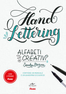 Antondemarirreguera.es Alfabeti creativi. Hand lettering. Con 2 gadget. Con Taccuino Image