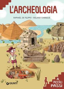 L' archeologia - Raphaël De Filippo - copertina