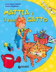 Criticalwinenotav.it Mattia e il suo gatto Image