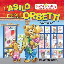 L' asilo degli Orsetti - Peter Holeinone - copertina