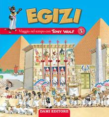 Egizi. Viaggio nel tempo - Emanuela Busà - copertina