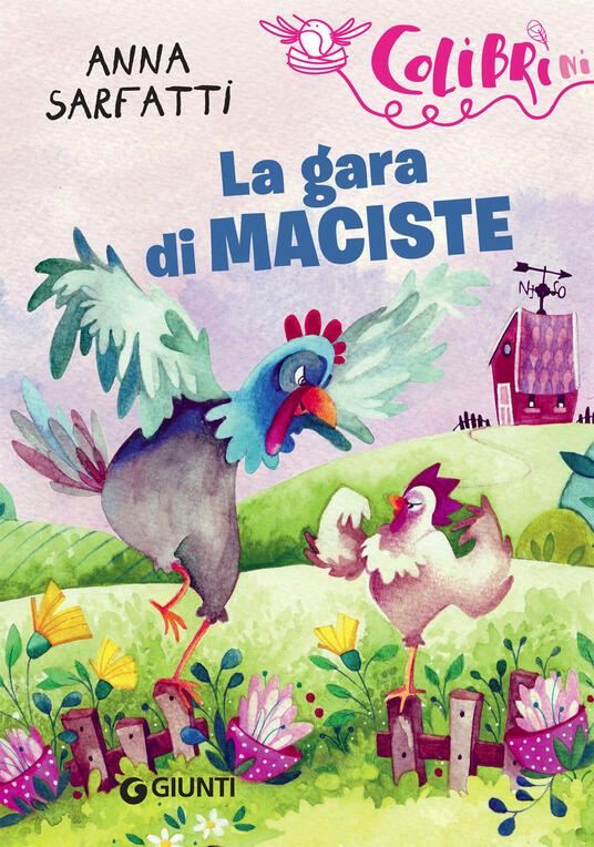 La gara di Maciste - Anna Sarfatti - copertina