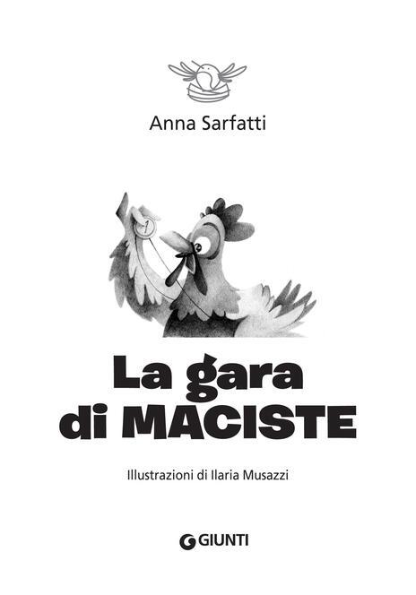 La gara di Maciste - Anna Sarfatti - 4