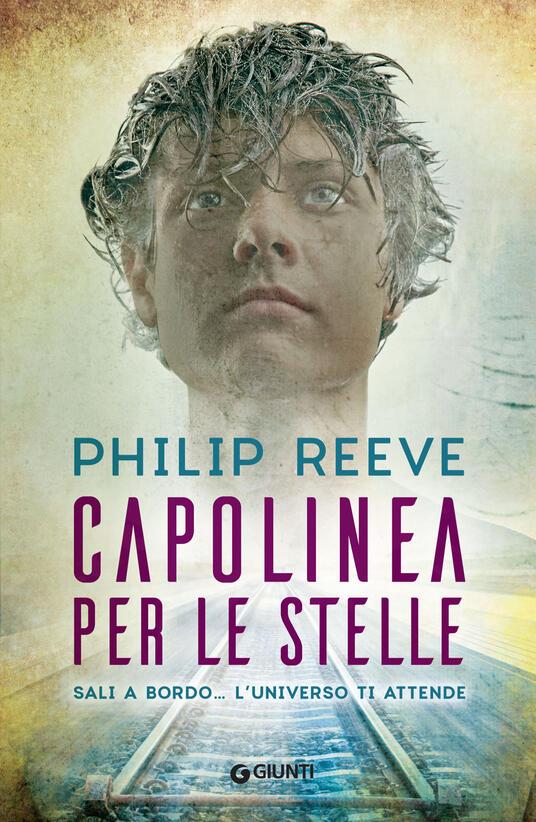 Capolinea per le stelle - Philip Reeve - copertina