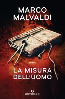 La misura dell'uomo - Marco Malvaldi - ebook