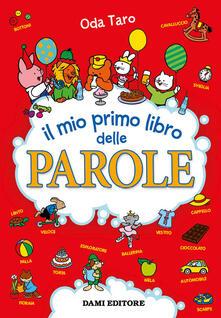 Il mio primo libro delle parole - Oda Taro - copertina