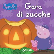 Listadelpopolo.it Gara di zucche. Peppa Pig Image