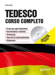 Daddyswing.es Tedesco. Corso completo. Con CD-Audio. Con File audio per il download Image