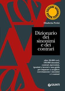 Nicocaradonna.it Dizionario dei sinonimi e dei contrari Image