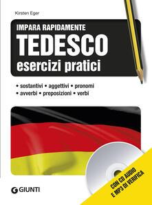 Daddyswing.es Tedesco. Esercizi pratici. Con CD Audio formato MP3 Image