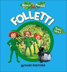 Folletti - Silvia D'Achille - copertina