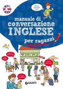 Secchiarapita.it Manuale di conversazione inglese per ragazzi Image