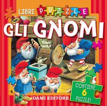 Listadelpopolo.it Gli gnomi. Libro puzzle Image