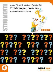 Nicocaradonna.it Problemi per crescere. Matematica senza paura Image