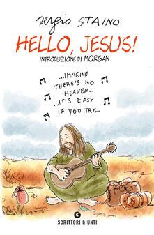 Antondemarirreguera.es Hello, Jesus! Image