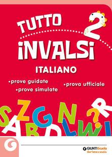 Aboutschuster.de Tuttoinvalsi italiano 2019. Per la 2ª classe elementare Image