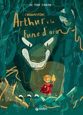 Copertina  Arthur e la fune d'oro