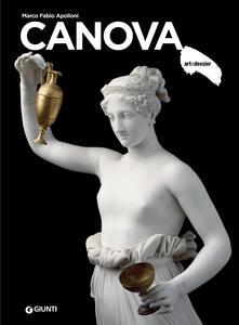 Canova - Marco F. Apolloni - copertina