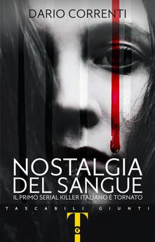 Secchiarapita.it Nostalgia del sangue Image