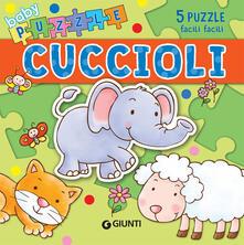 Cuccioli. Con puzzle. Ediz. illustrata.pdf