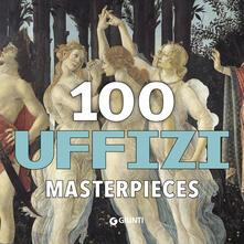 100 capolavori. Uffizi. Ediz. inglese - copertina